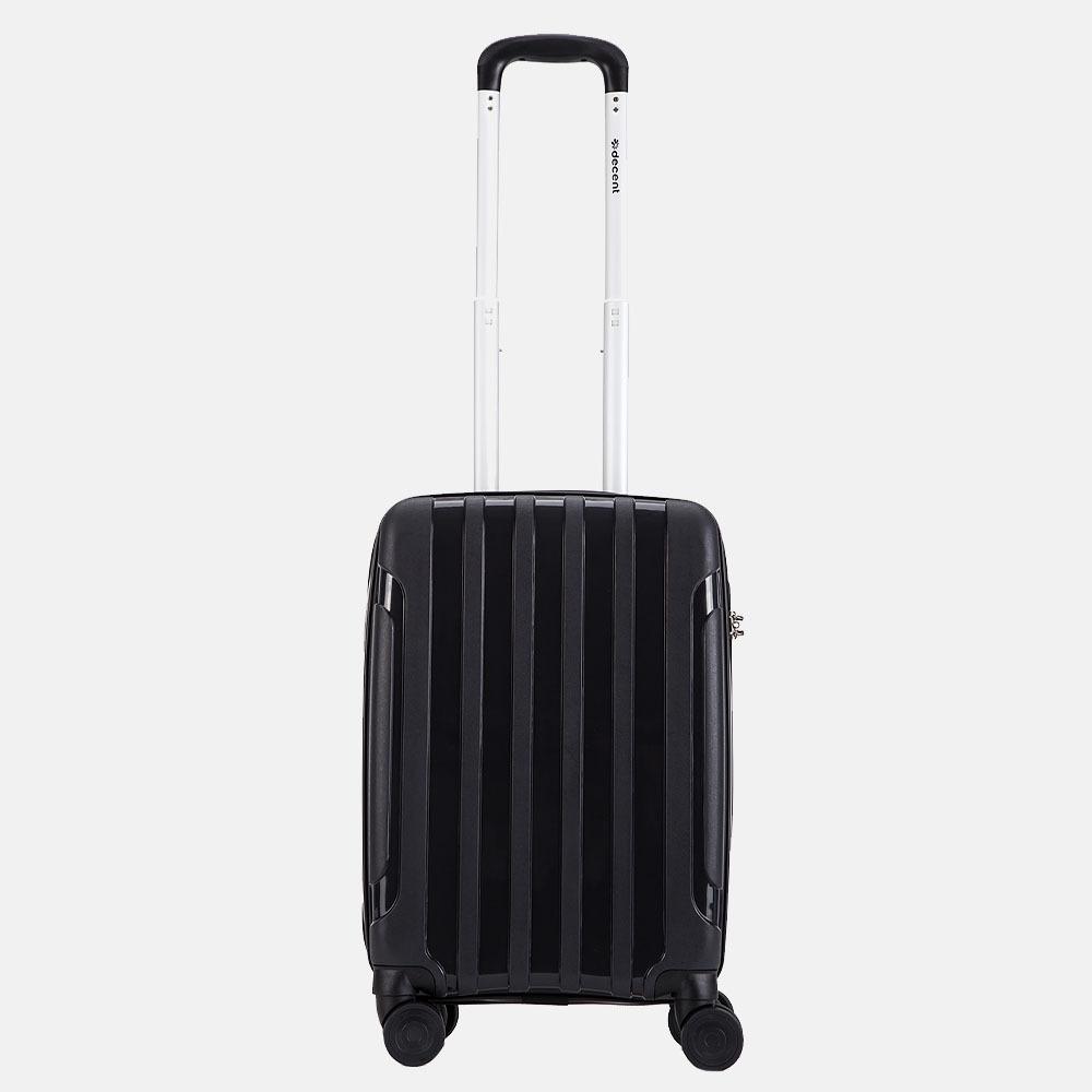 Decent X-Motion koffer 55 cm zwart