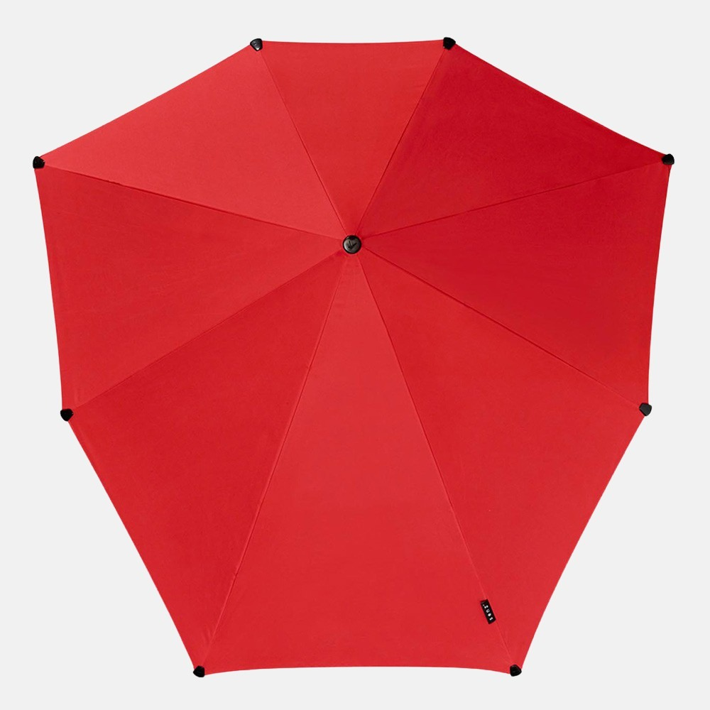 Senz Large stokparaplu passion red