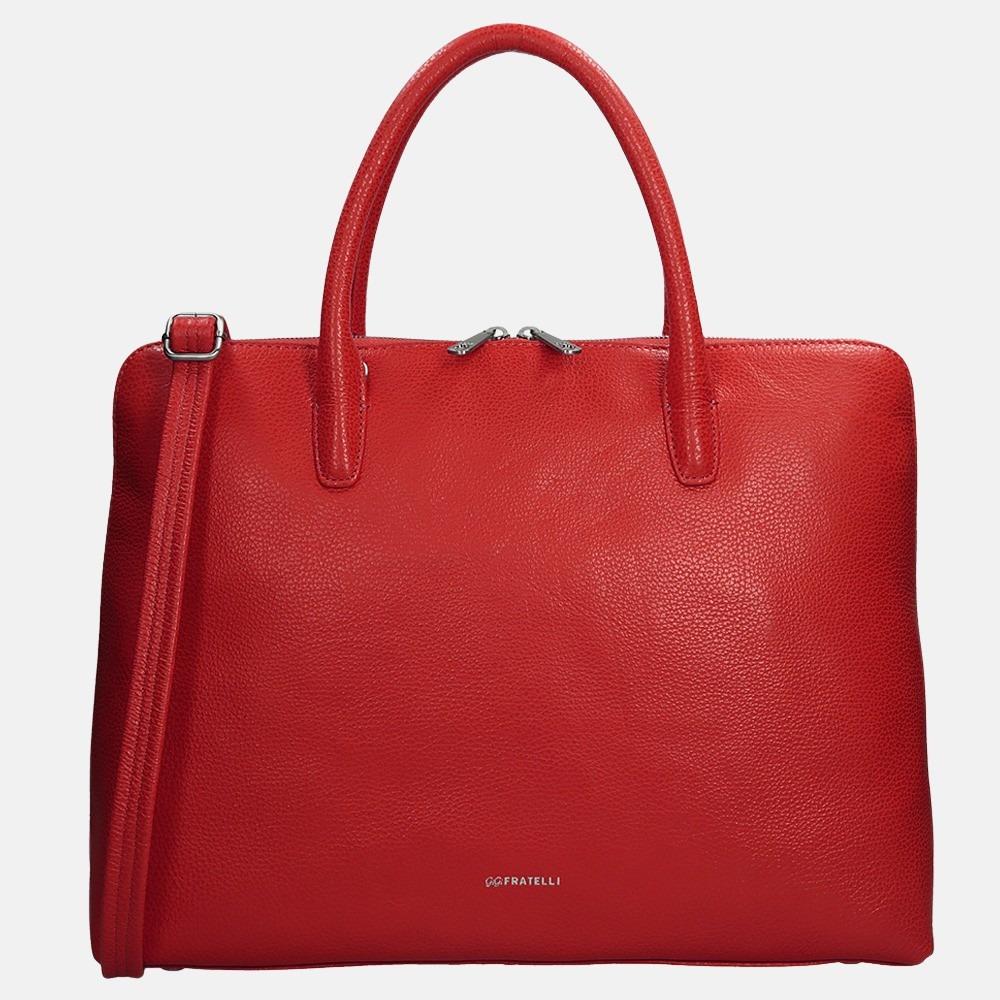 GiGi Romance Business laptoptas 15 inch red