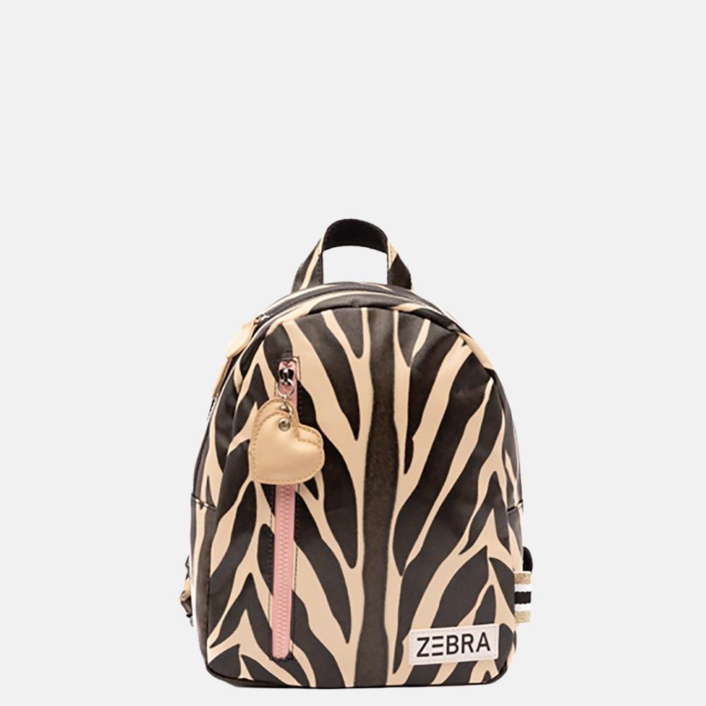 Zebra Trends kinderrugzak S pink
