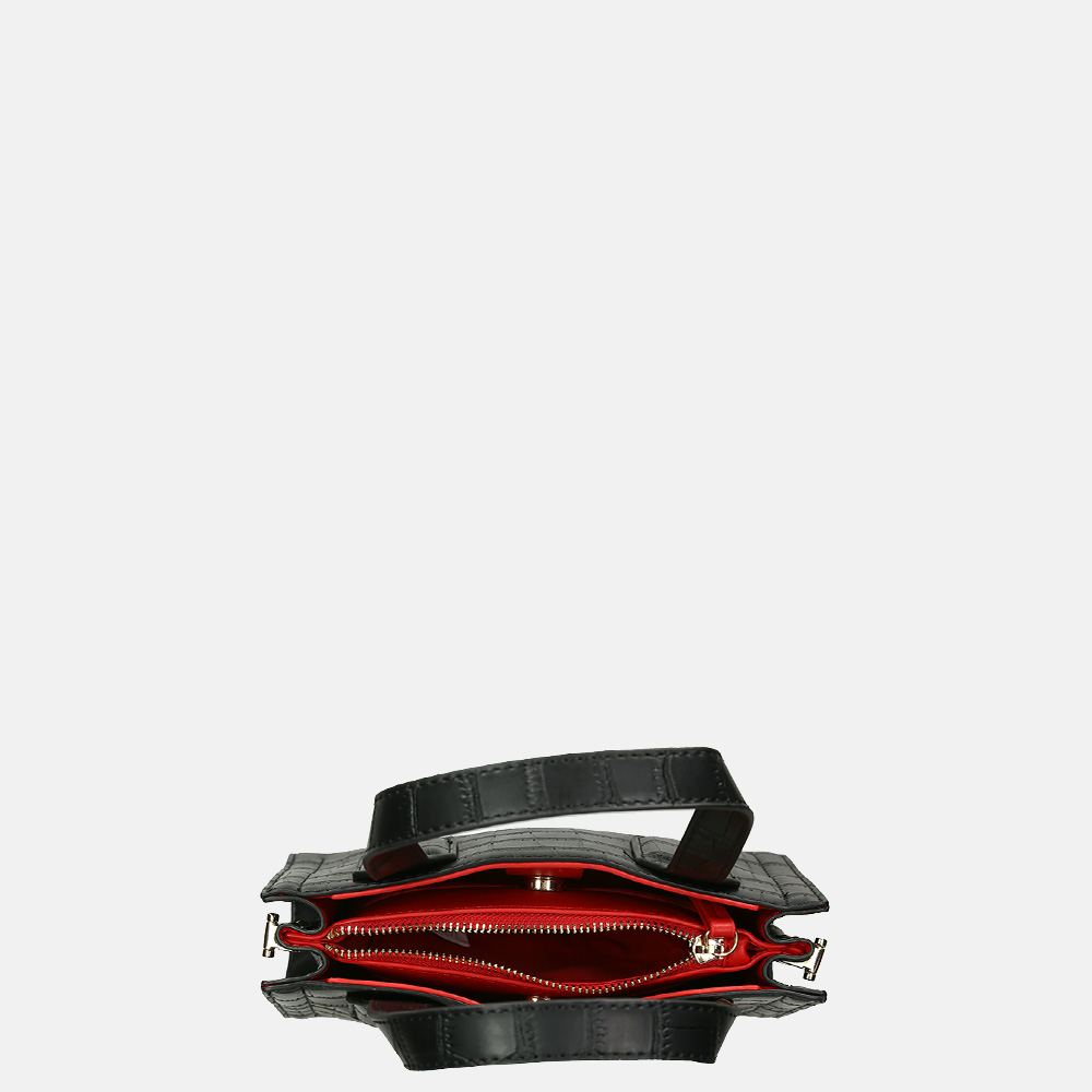 Valentino Bags JUNIPER handtas XS nero/rosso