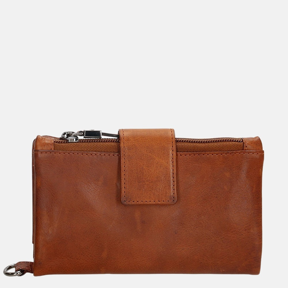 Micmacbags Discover portemonnee M brown