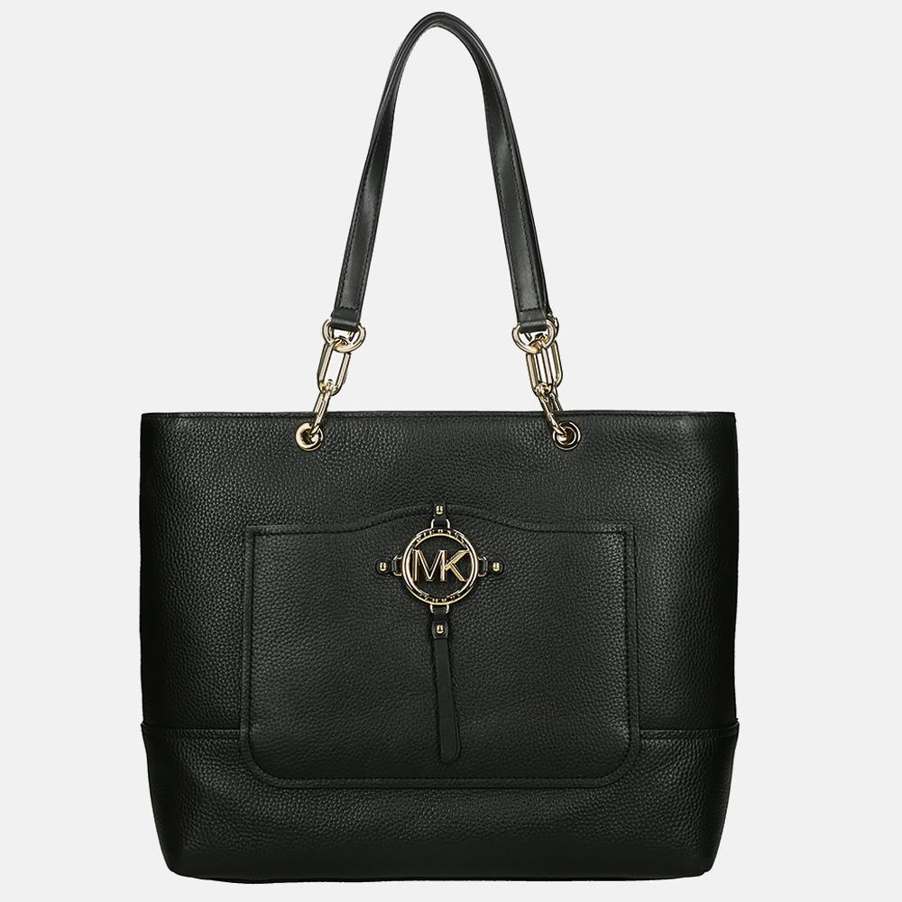 Michael Kors Amy Tote shopper L black
