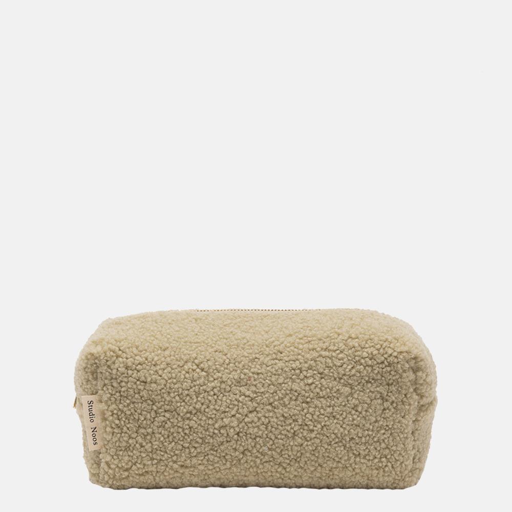 Studio Noos Chunky Pouch toilettas pistache