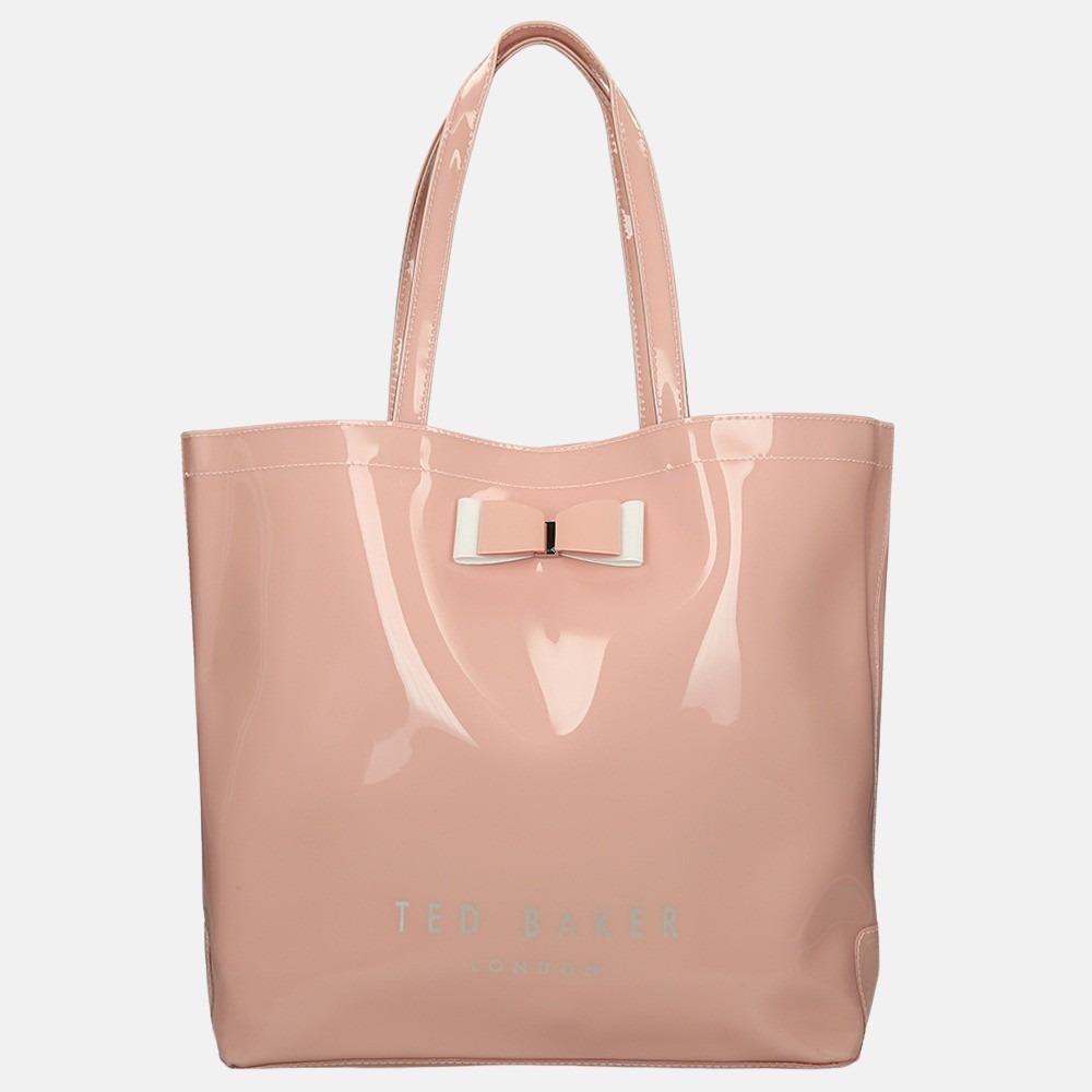 Ted Baker Hanacon shopper dusky pink
