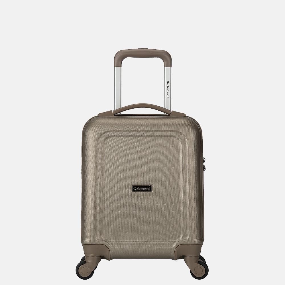 Decent Maxi-Air koffer 42 cm champagne