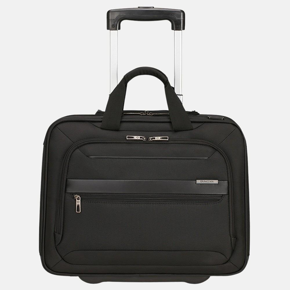 Samsonite Vectura Evo laptoptrolley 15.6 inch black