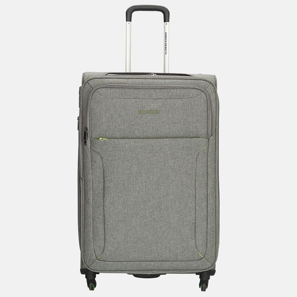 Enrico Benetti Chicago koffer 75 cm grey