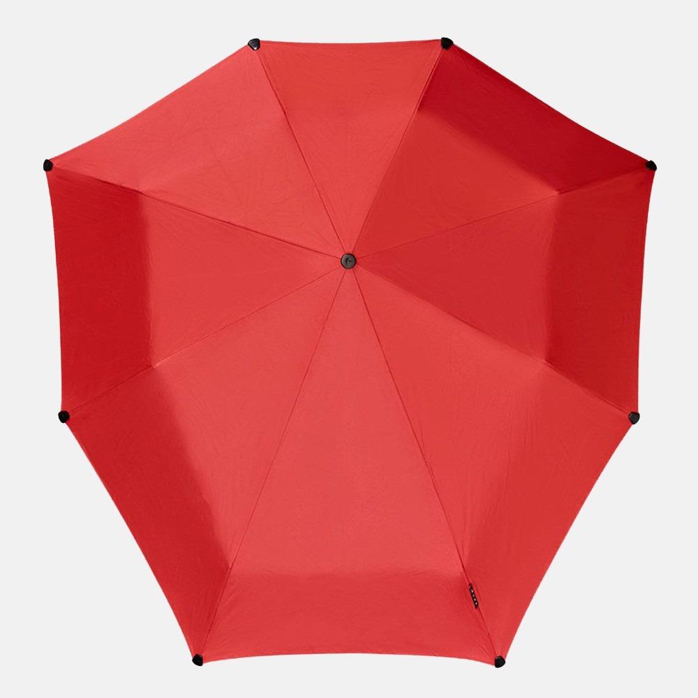 Senz Mini Automatic paraplu passion red
