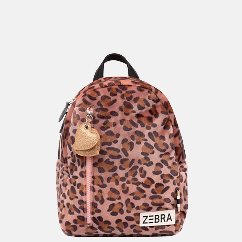 Zebra Trends kinderrugzak S leopard