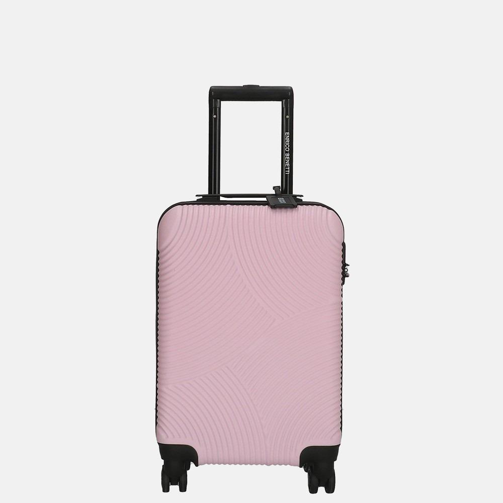 Enrico Benetti Louisville koffer 52 cm pink