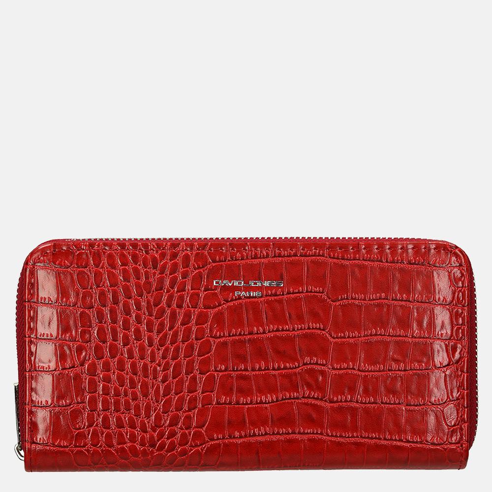 David Jones portemonnee red