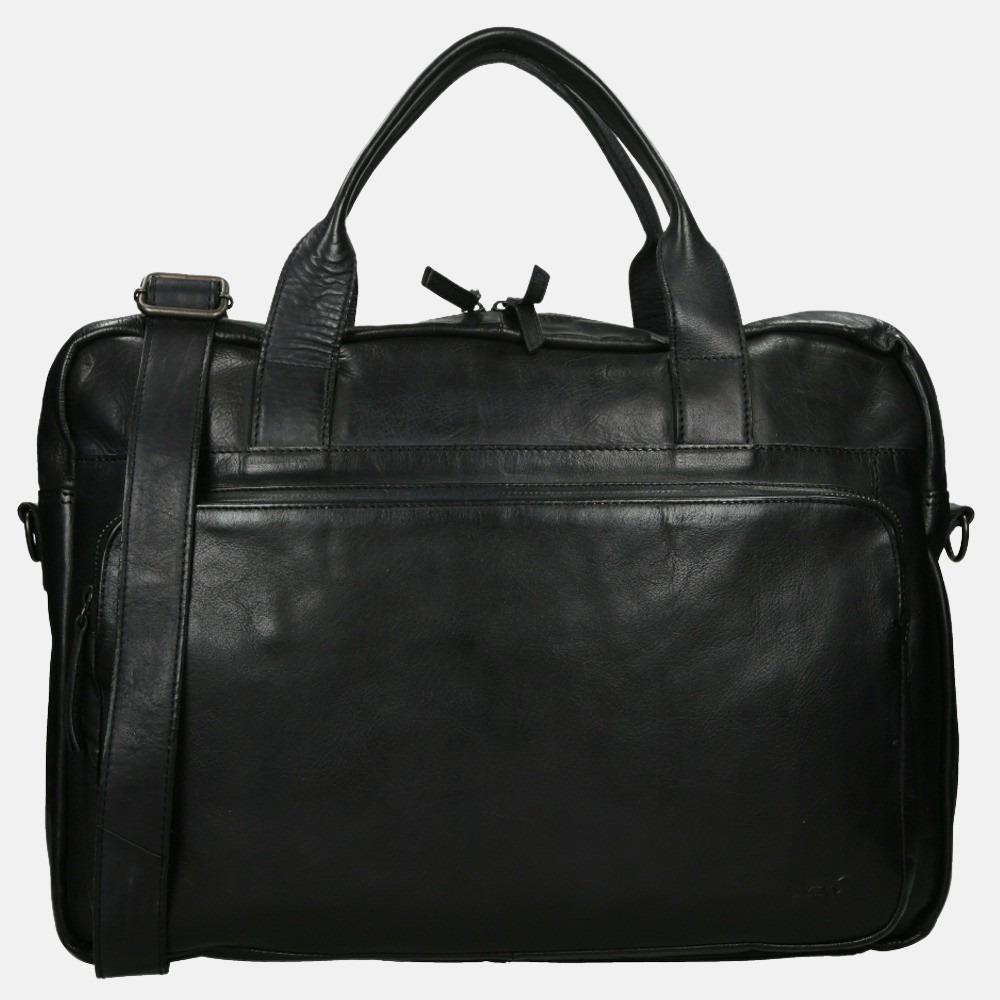 Bear Design Dani laptoptas 17 inch black