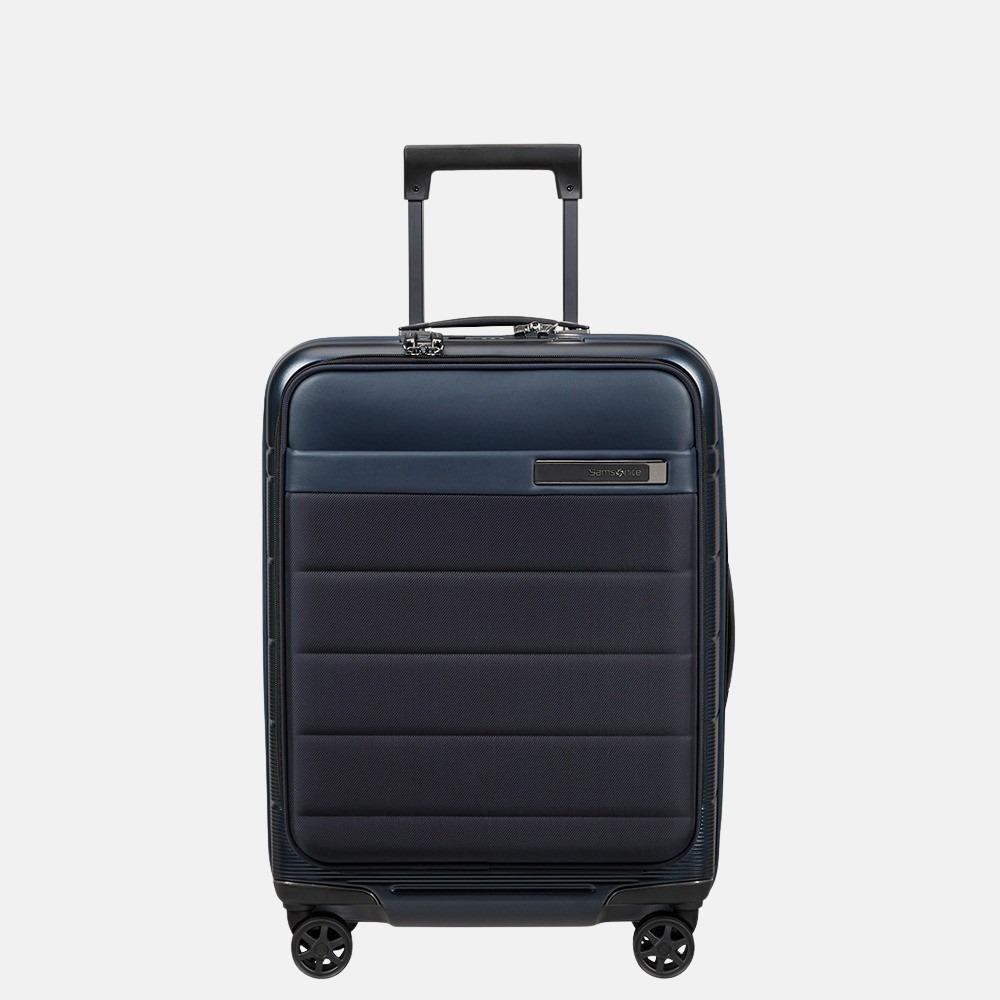 Samsonite Neopod handbagage spinner 55 cm Exp Easy Access midnight blue
