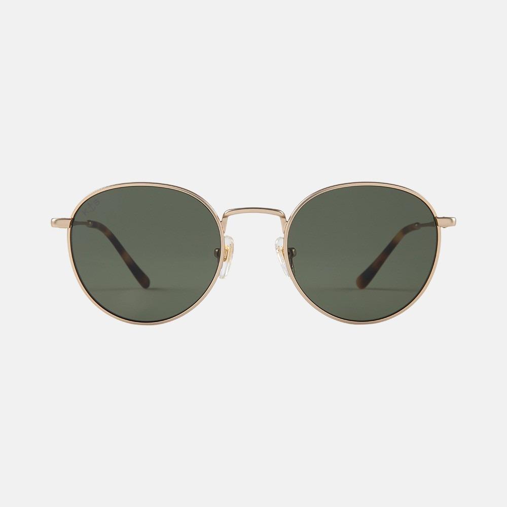 Kapten & Son London zonnebril gold green