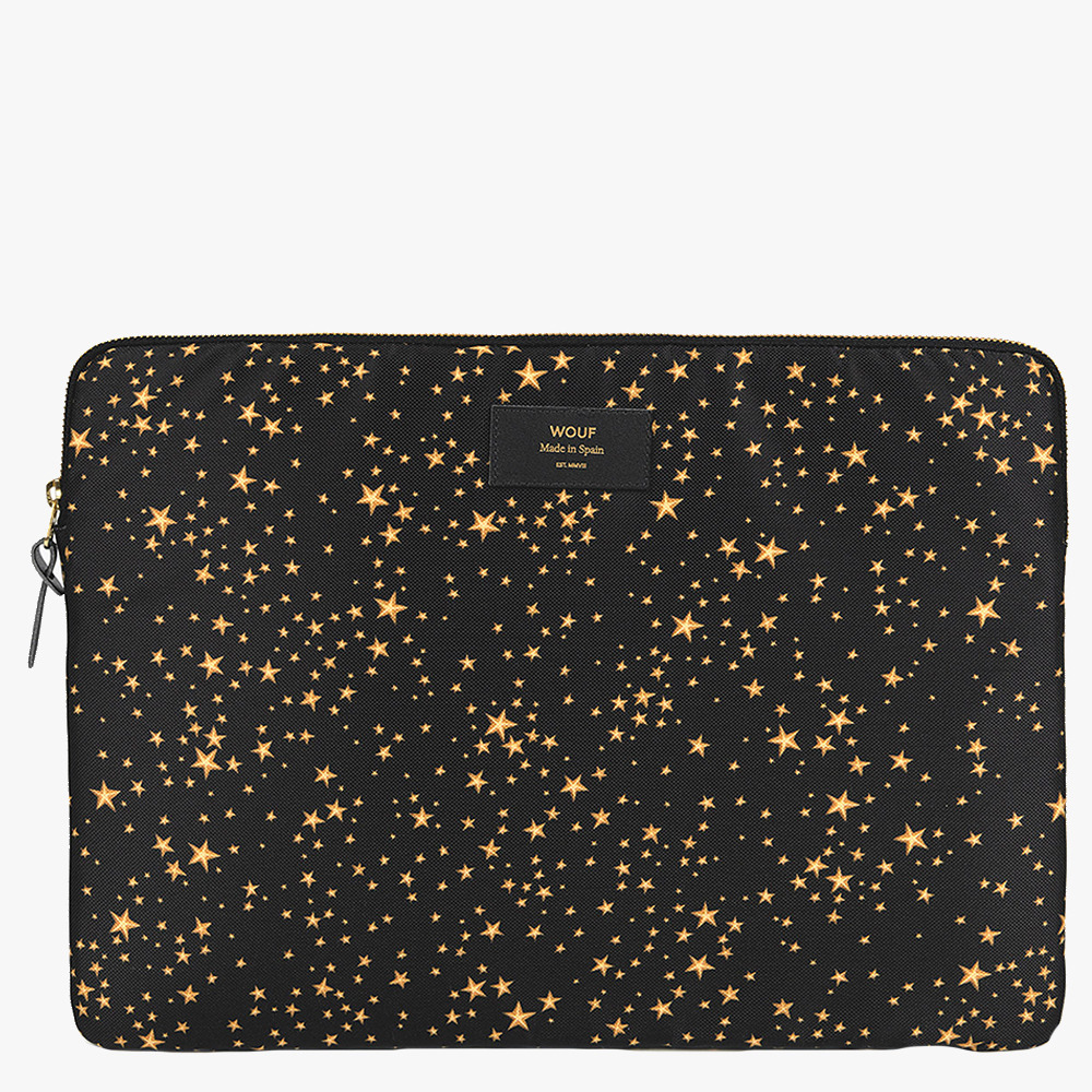 WOUF laptophoes 15 inch Stars
