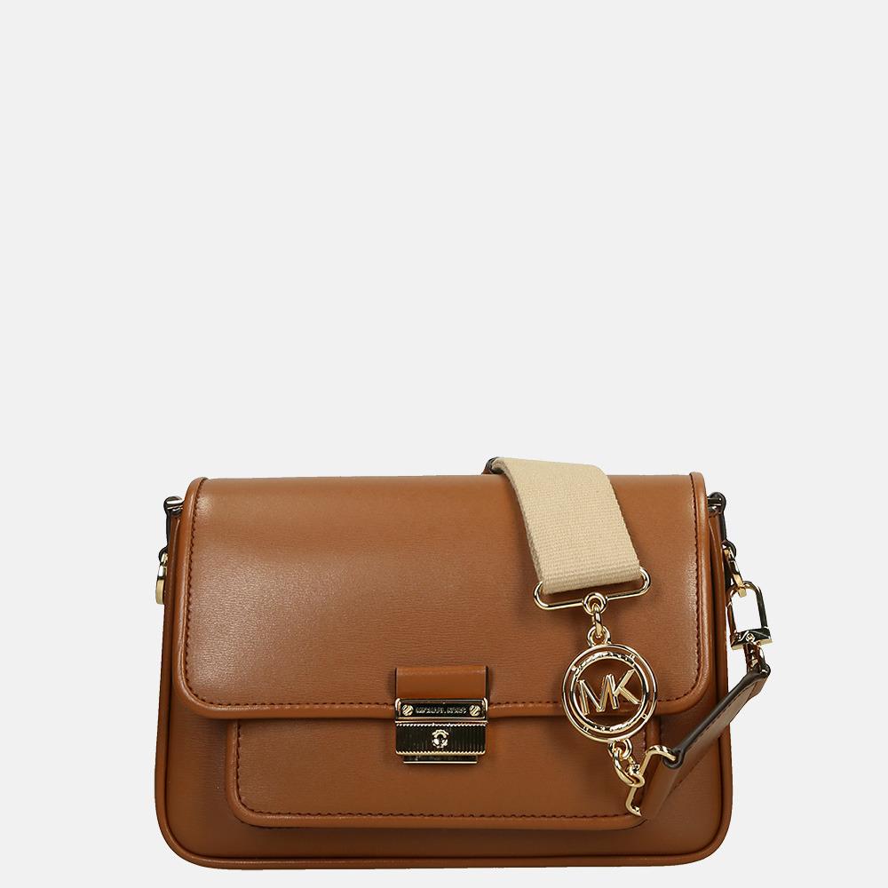 Michael Kors Bradshaw crossbody tas M luggage