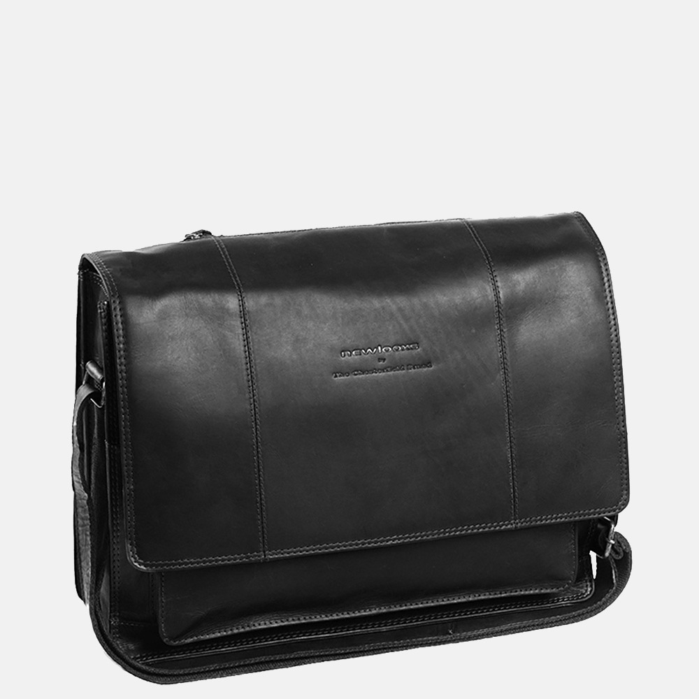 Chesterfield Gent laptoptas/fietstas 15.6 inch black