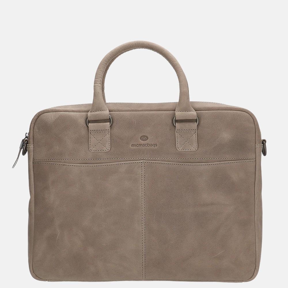 Micmacbags Mälmo laptoptas 15 inch grey