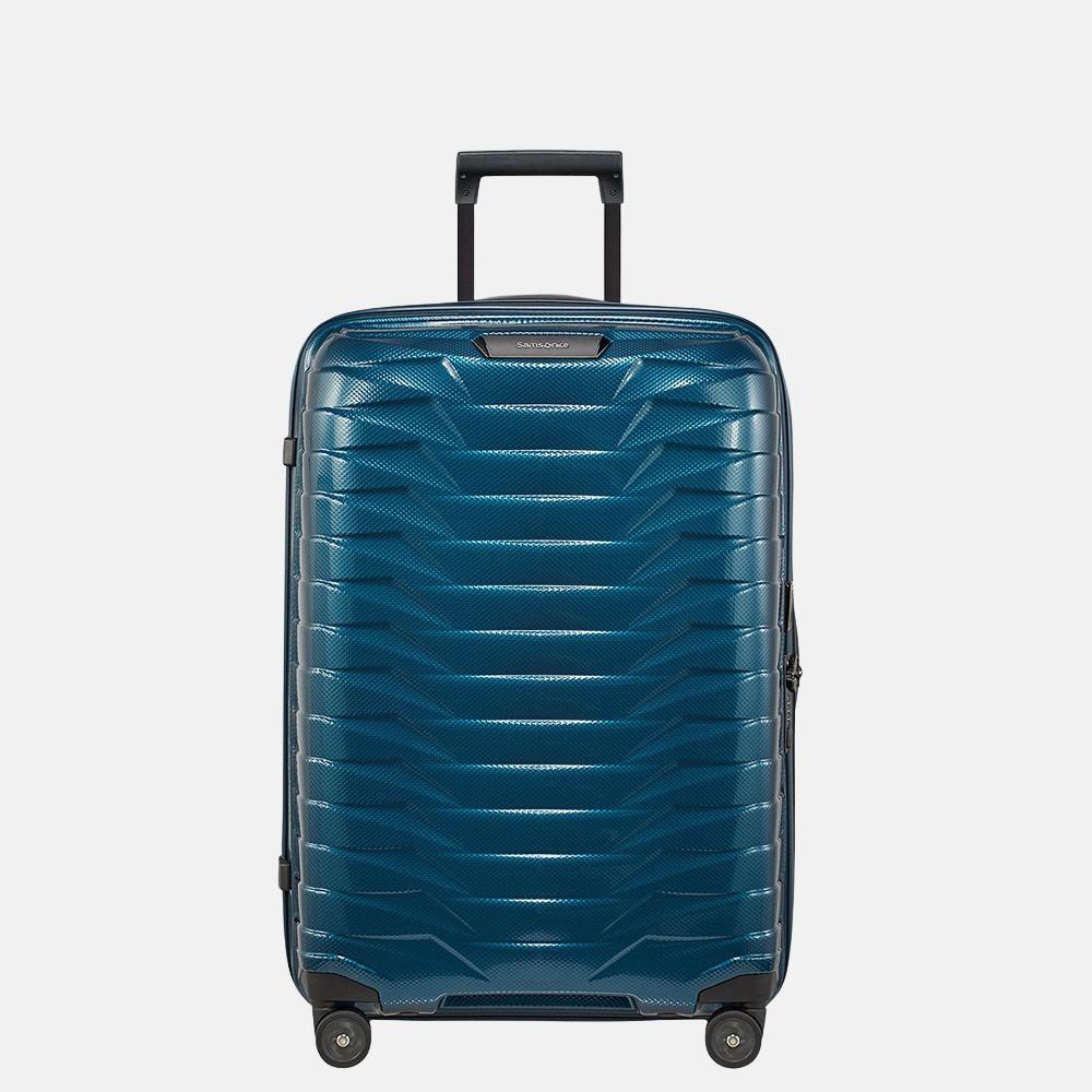 Samsonite Proxis spinner 69 cm petrol blue