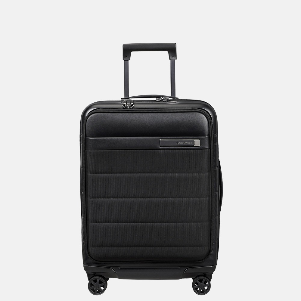 Samsonite Neopod handbagage spinner 55 cm Exp Easy Access black
