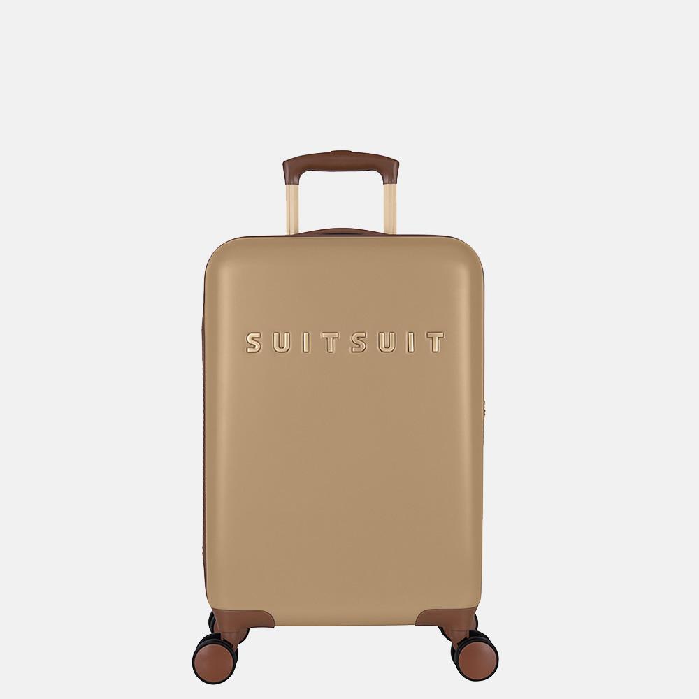 SUITSUIT Fab Seventies koffer 55cm cuban sand