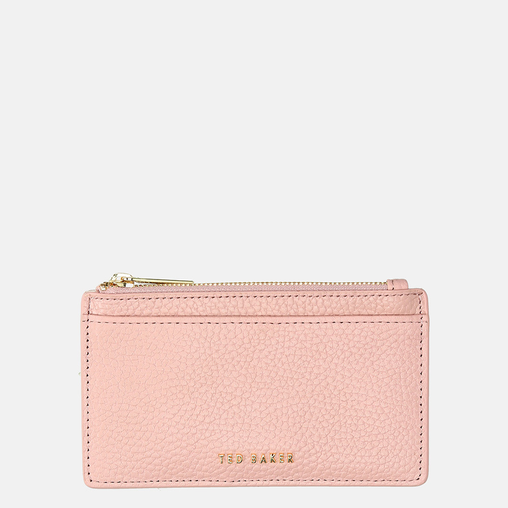 Ted Baker Briell pasjeshouder pale pink
