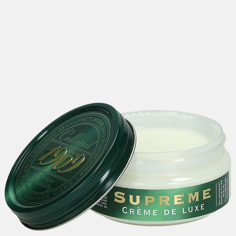 Collonil Supreme crème 100 ml Kleurloos