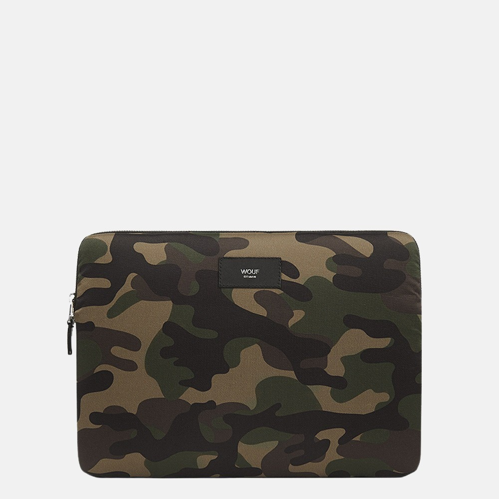 WOUF laptophoes 13 inch Camouflage