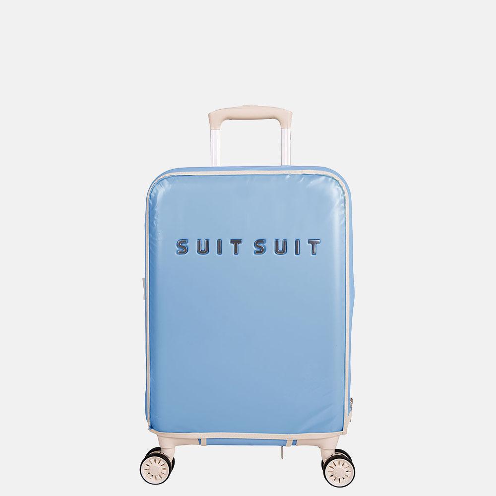 SUITSUIT Fabulous Fifties kofferhoes 55 cm alaska blue