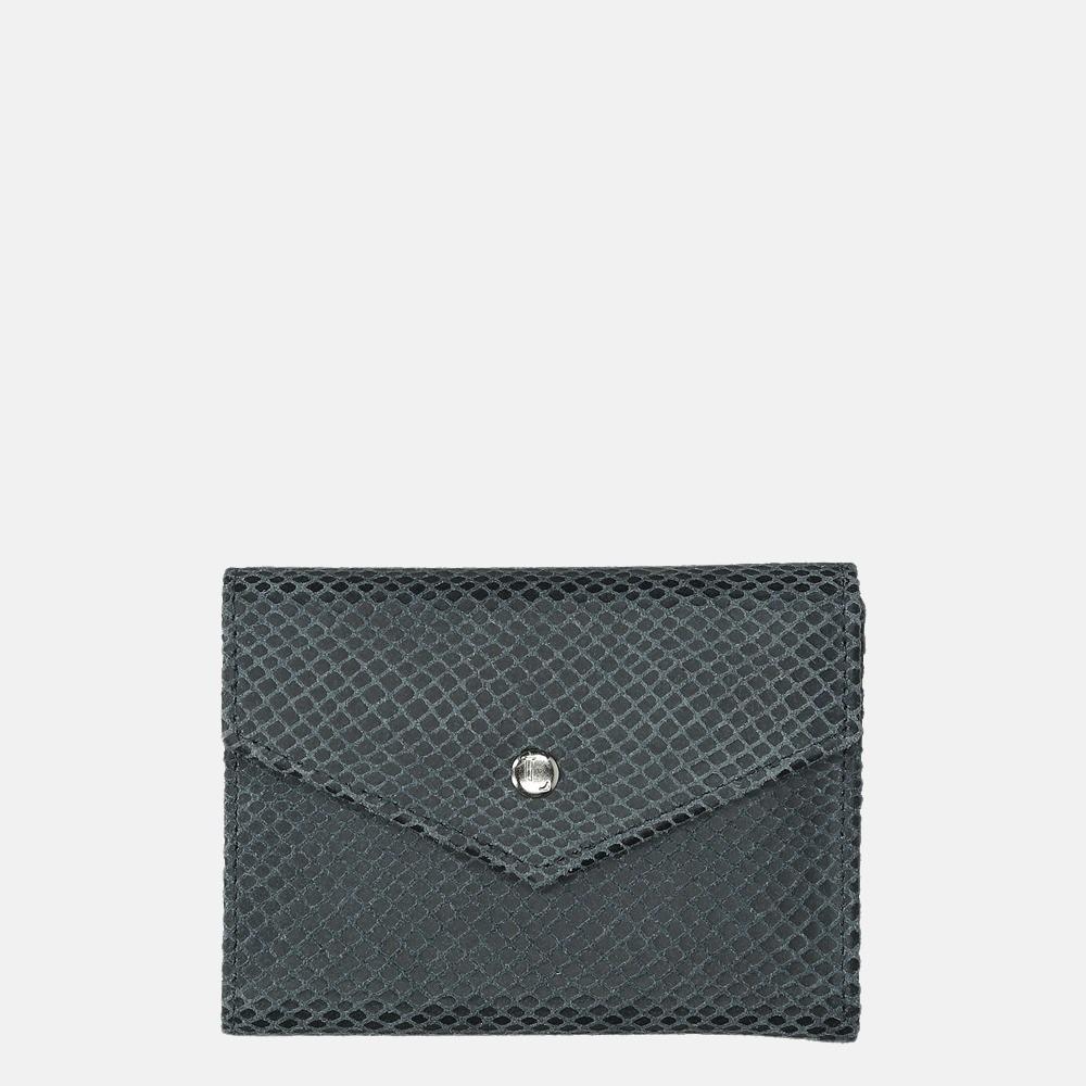 LouLou Essentiels Queen portemonnee SLB XS blue grey