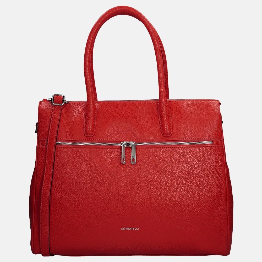 GiGi Fratelli Romance Business laptoptas 15 inch red