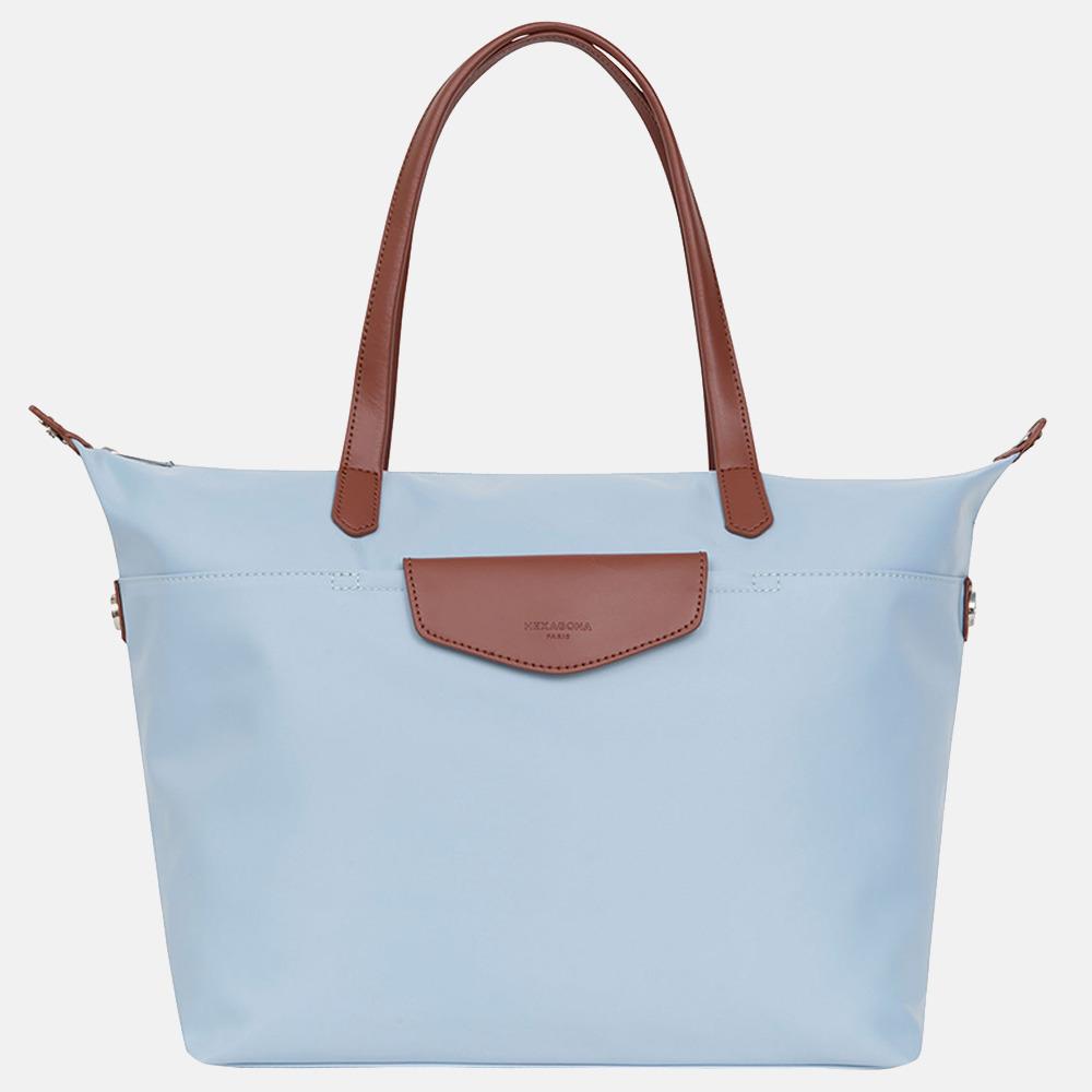 Hexagona shopper M blue
