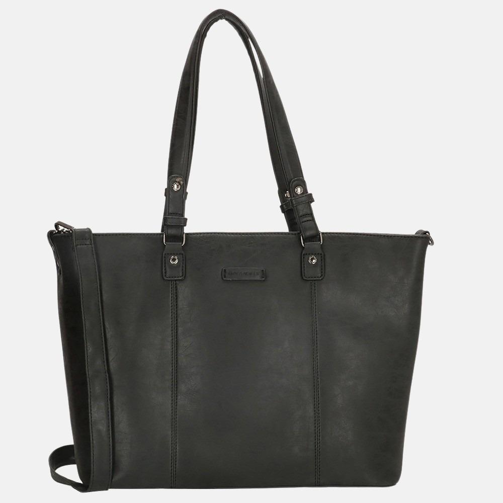 Enrico Benetti Kate shopper 15 inch black