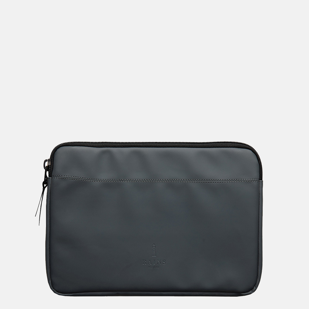 Rains laptophoes 13 inch slate