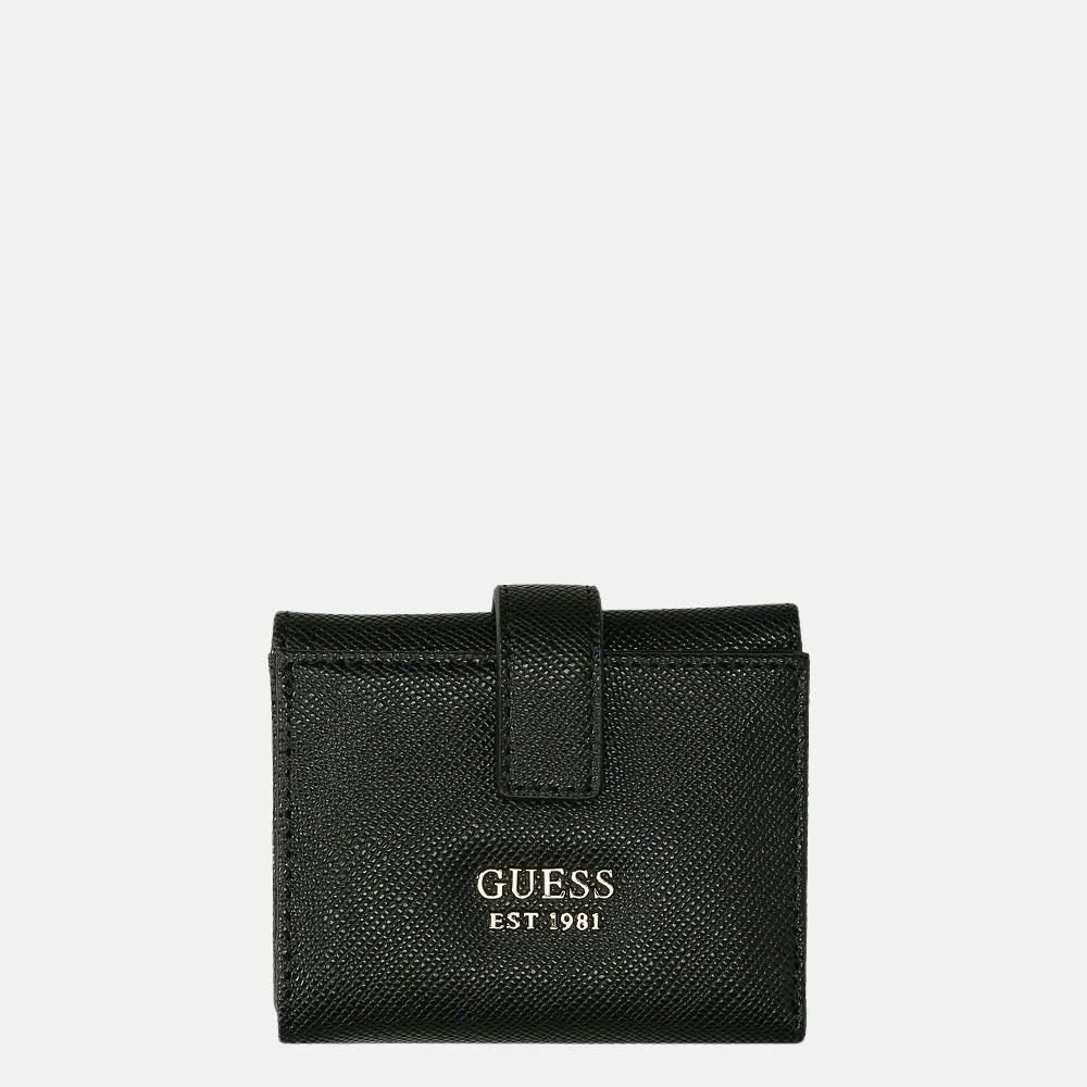 Guess Katey SLG portemonnee S black