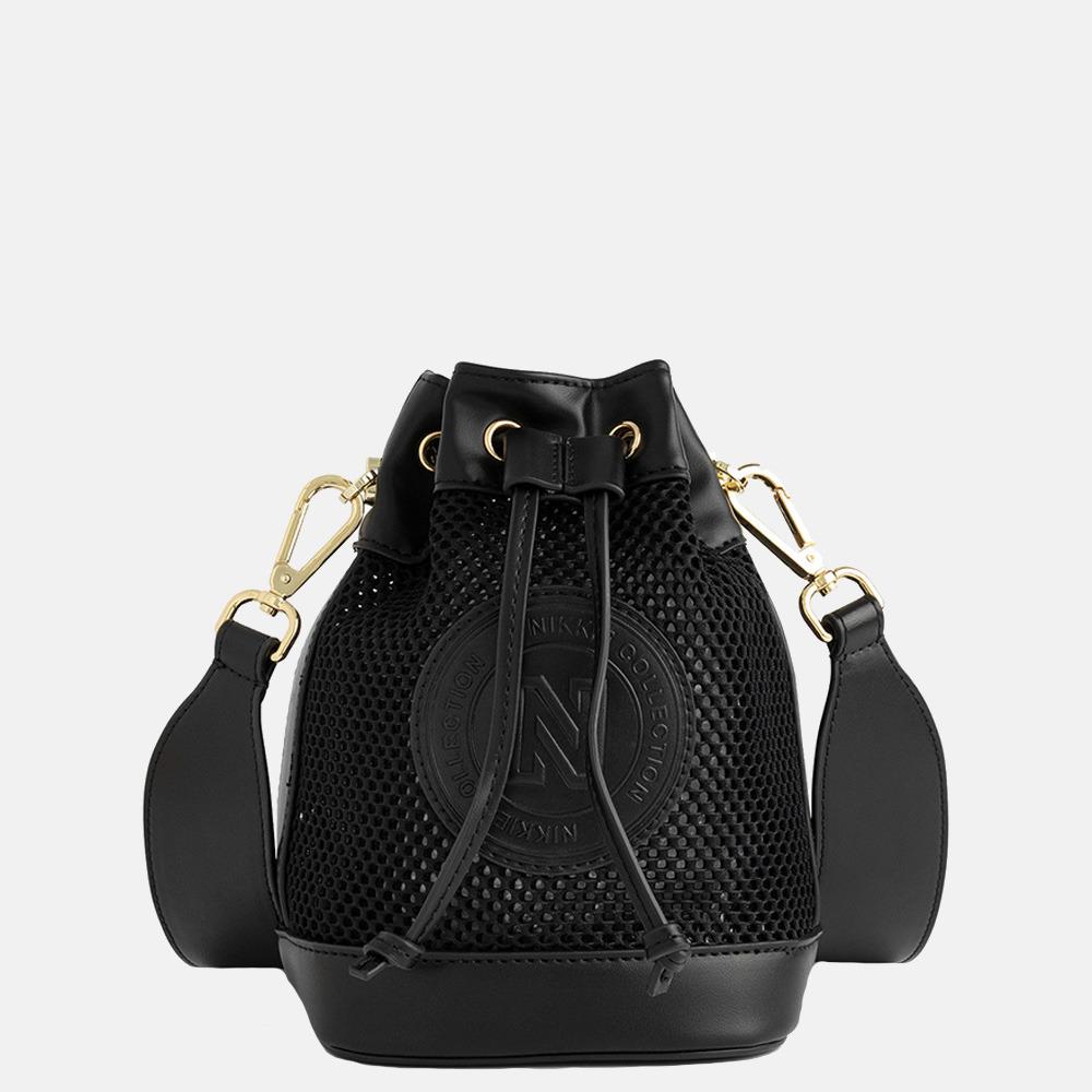 NIKKIE Lani Bucket Bag crossbody tas black