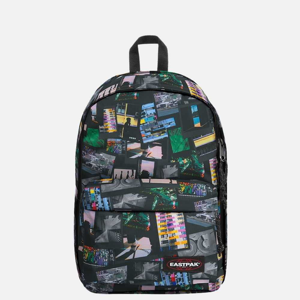 Eastpak Back to Work rugzak 15 inch post district