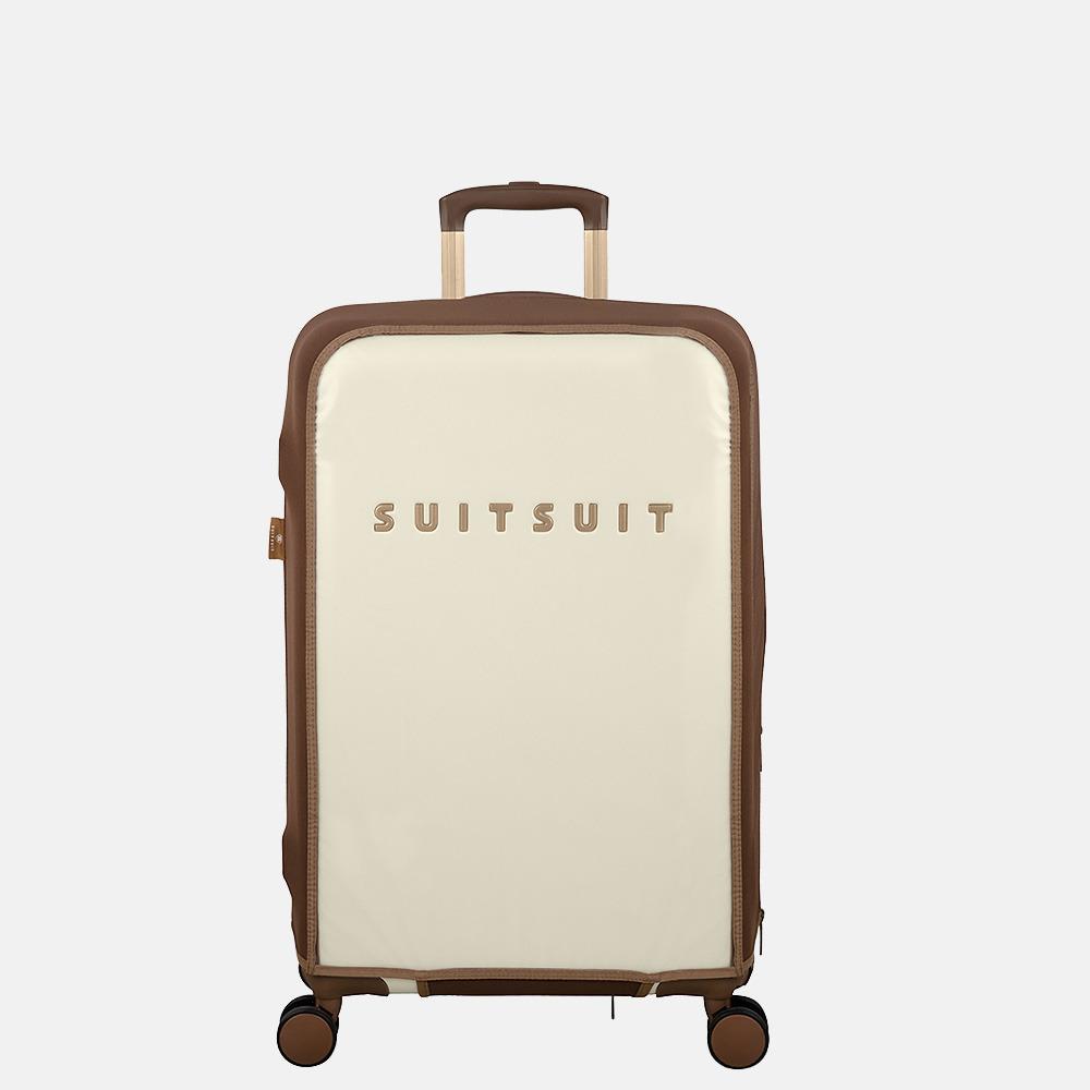 SUITSUIT Fab Seventies kofferhoes 66 cm burned caramel