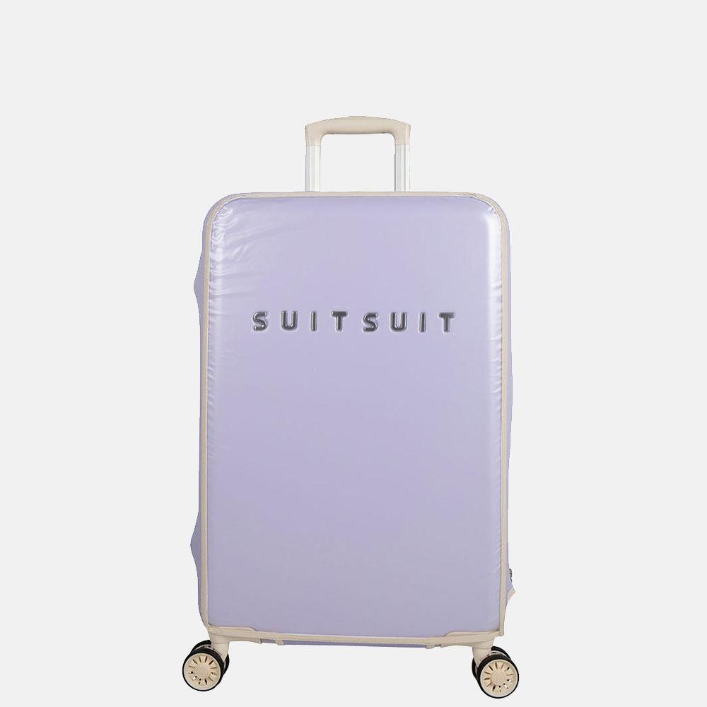 SUITSUIT Fabulous Fifties kofferhoes 66 cm royal lavender