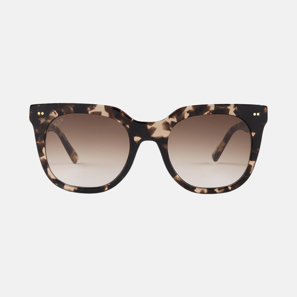 Kapten & Son Florence zonnebril crystal tortoise brown