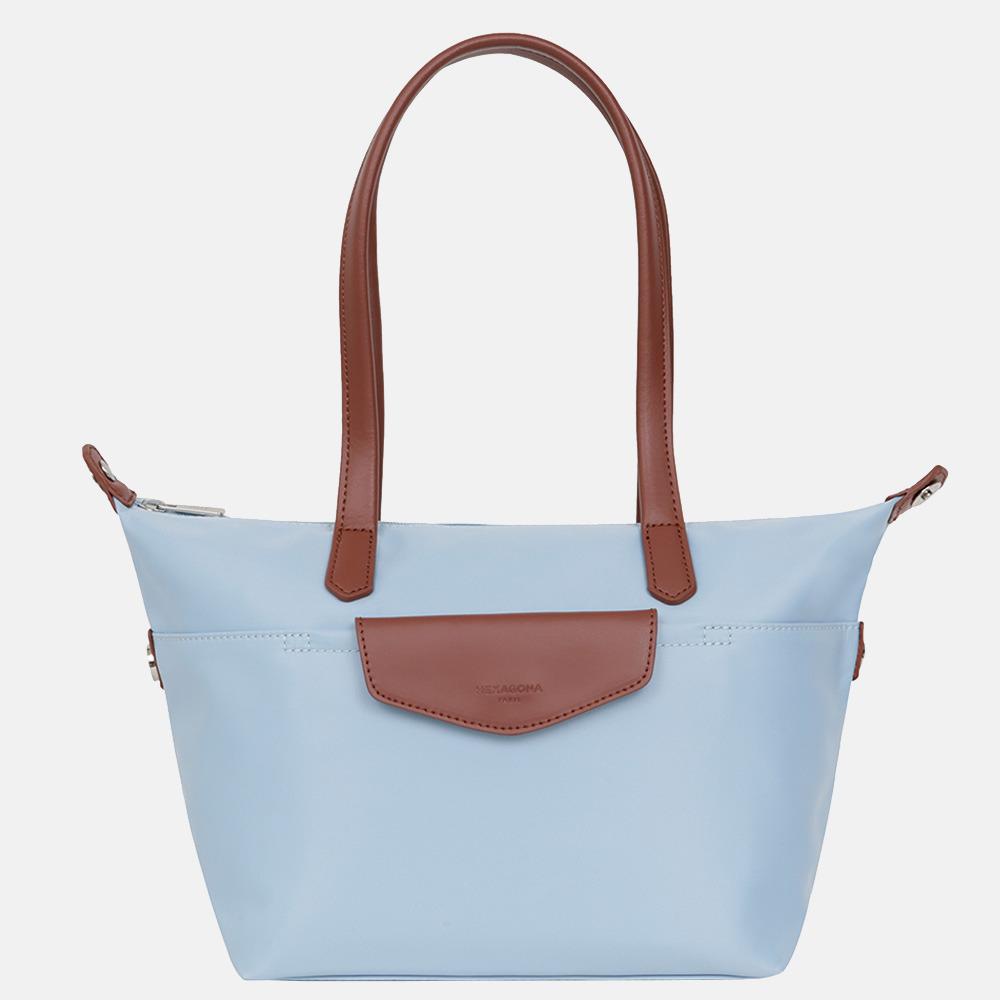 Hexagona shopper S blue