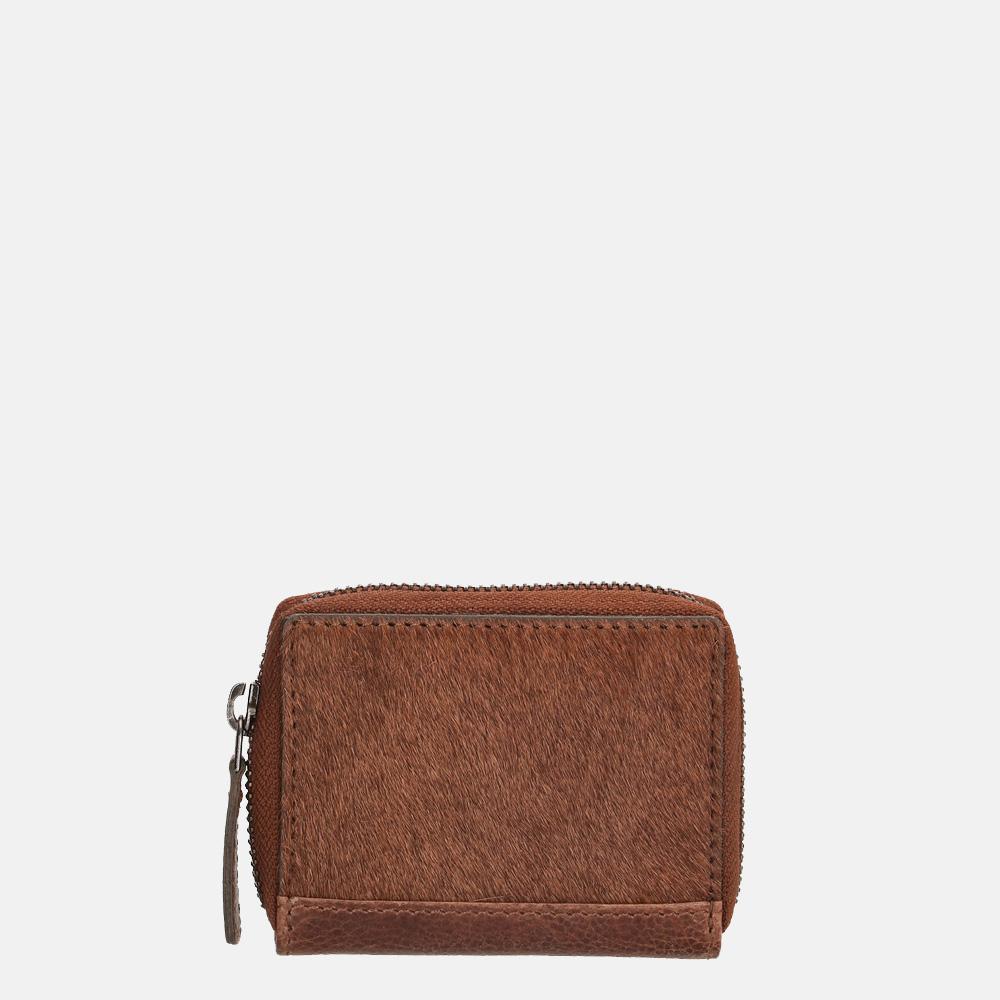 Micmacbags Mendoza portemonnee bruin