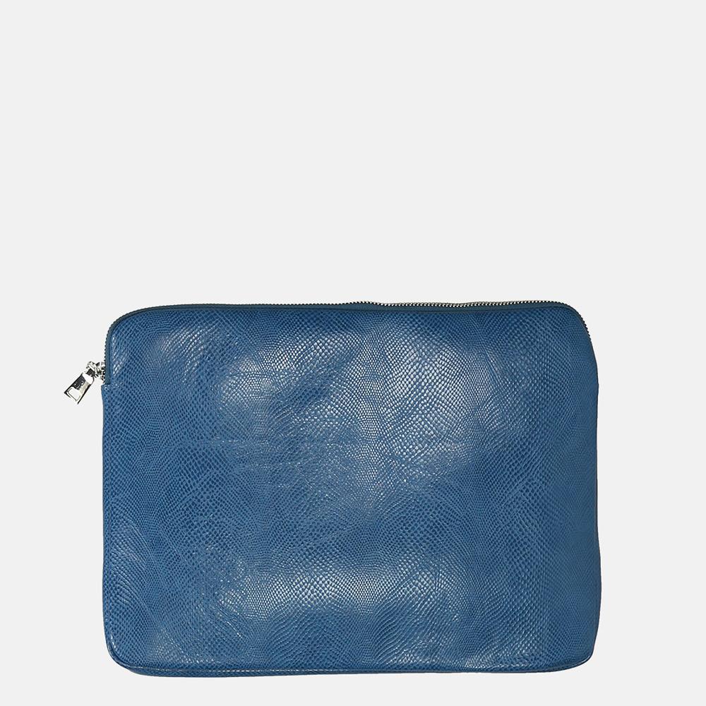 HVISK laptophoes snake 13 inch dark blue