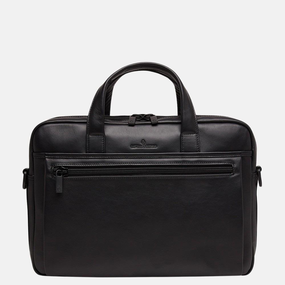 Castelijn & Beerens Charlie laptoptas 15.6 inch black
