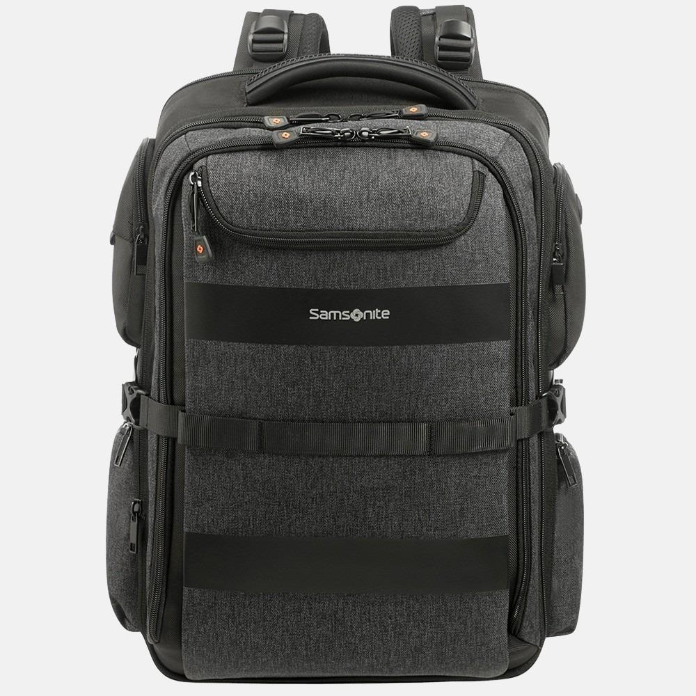 Samsonite Bleisure laptop rugzak 17.3 inch antraciet