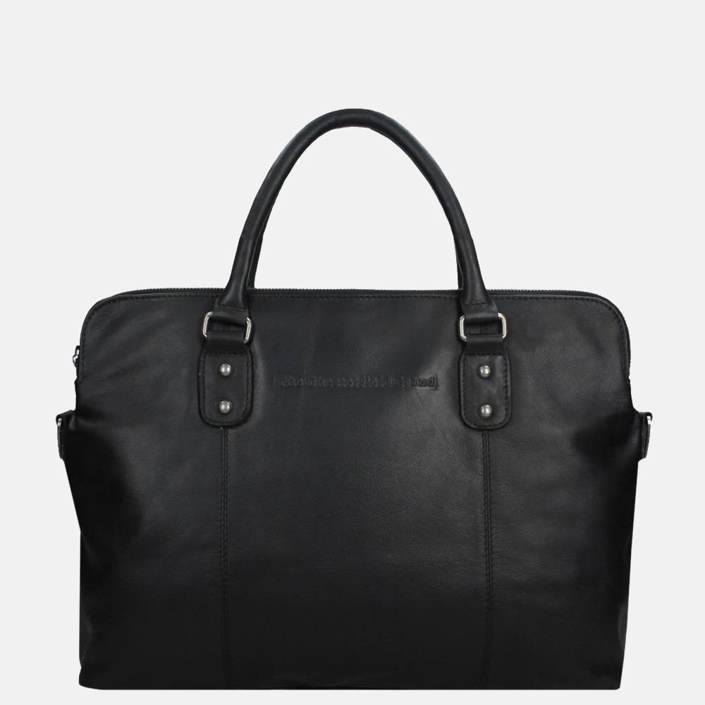 Chesterfield Maria laptoptas 15 inch black