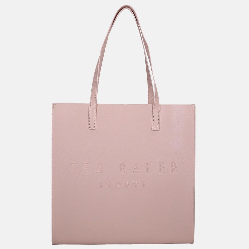 Ted Baker Soocon shopper L dusky pink