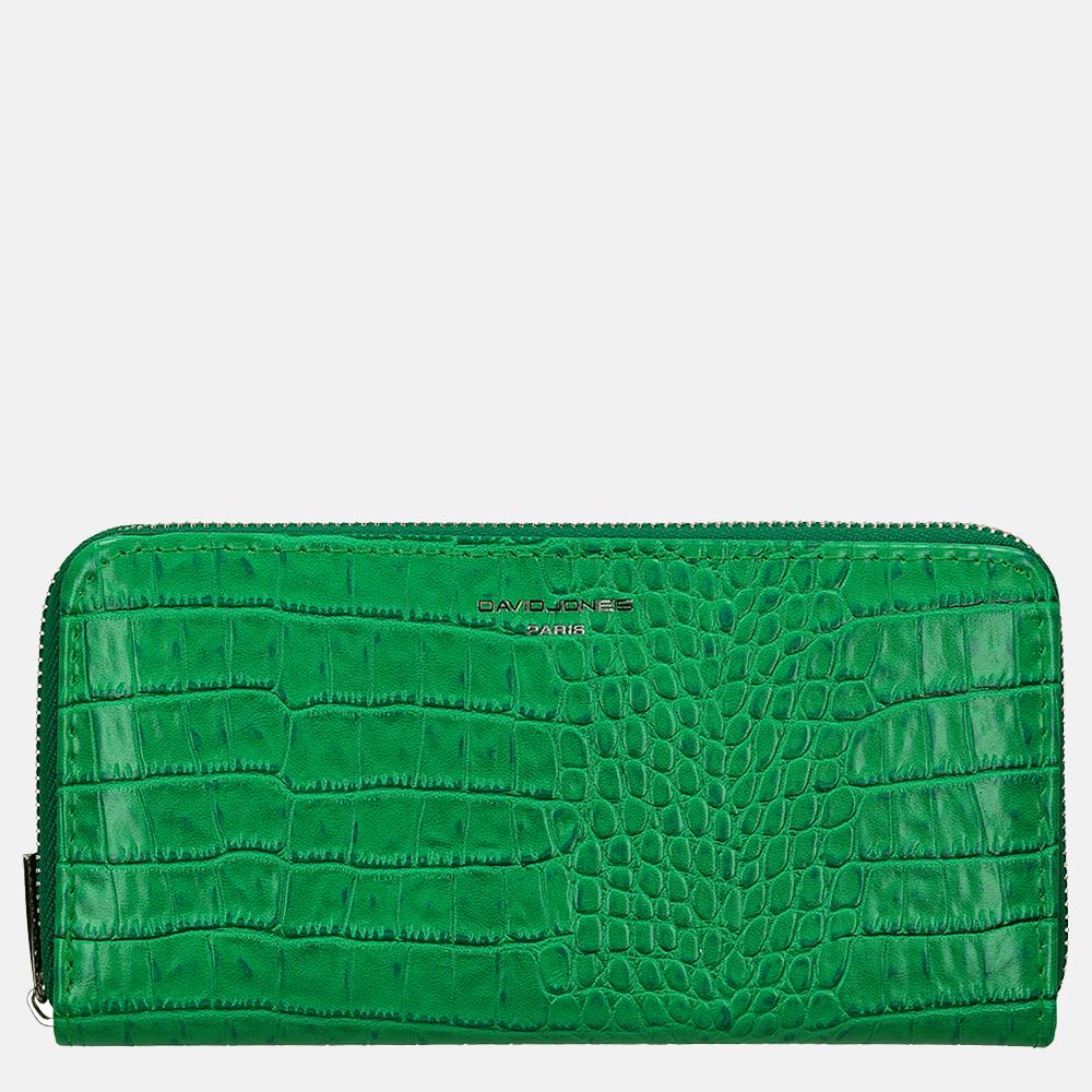 David Jones portemonnee green