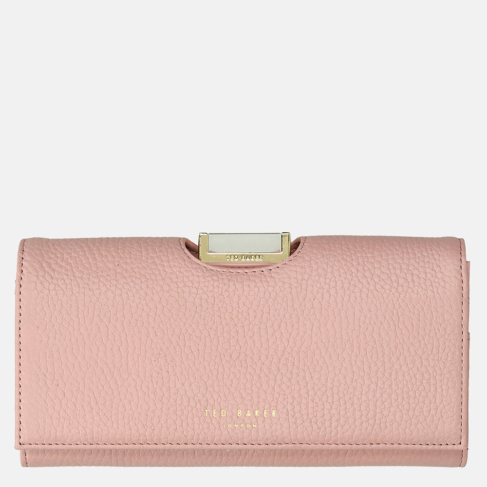 Ted Baker Bita portemonnee pale pink